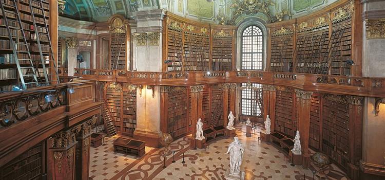 Οι πιο εντυπωσιακές βιβλιοθήκες στον κόσμο
