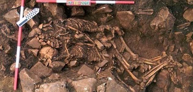 Αγκαλιασμένοι για 6000 χρόνια