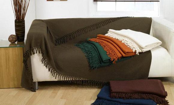Ριχτάρια που μεταμορφώνουν… το σαλόνι  σας.