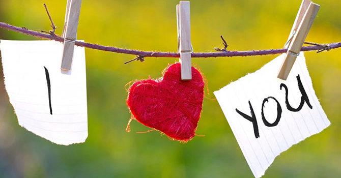 Το σ' αγαπώ δεν λέγεται, μήτε γράφετε, το ''σ' αγαπώ'' μονάχα δείχνεται