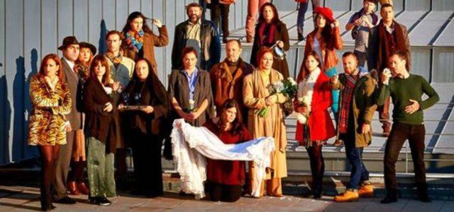 Η «Νίκη» του Χρήστου Χωμενίδη σε σκηνοθεσία Σταμάτη Φασουλή