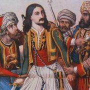 Αθανάσιος Διάκος και Ομέρ Βρυώνης στην επανάσταση του 1821
