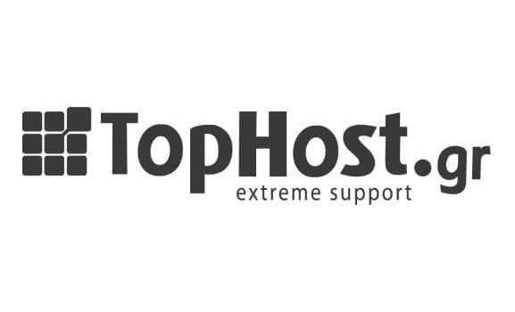Φιλοξενία ιστοσελίδων με την tophost