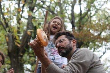 Μάζεμα από μανιτάρια στην Ευρυτανία