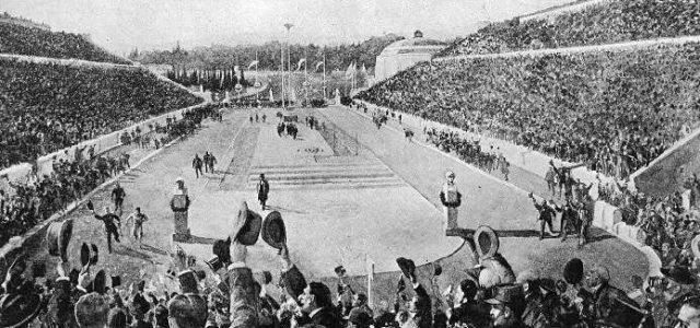 1896 – Αθήνα: Η 1η Ολυμπιάδα