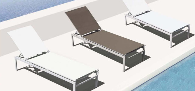 Πώς να επιλέξετε επαγγελματικές ξαπλώστρες αλουμινίου για παραλία και εξωτερικούς χώρους