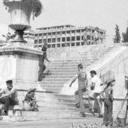 Το πολεοδομικό σχέδιο της Αθήνας
