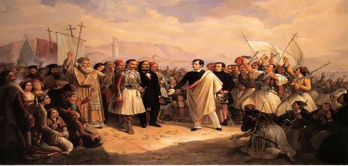 Ο φιλέλληνας Λόρδος Βύρων