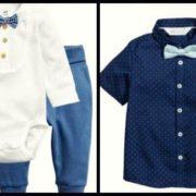 Αγοράζοντας τρέντυ ρούχα για παιδιά!