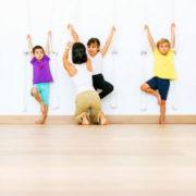 Τα οφέλη της γιόγκα… για παιδιά