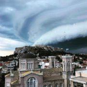 Διήγημα: Το γκρίζο σύννεφο