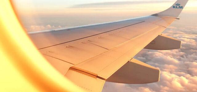 Η πρώτη σας πτήση με αεροπλάνο!
