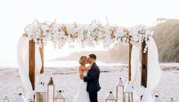 Γάμος στην παραλία