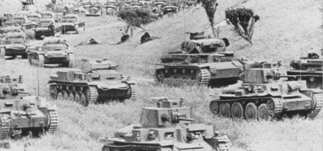 Η Γερμανική Στρατιωτική Υπεροχή το 1939
