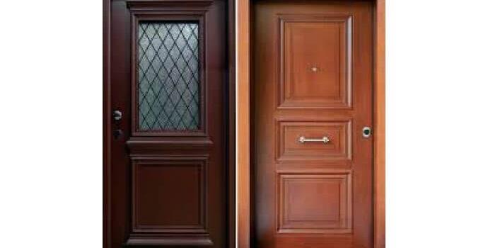 Οι σύγχρονες πόρτες ασφαλείας είναι απαραίτητες