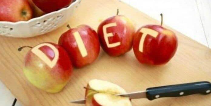 Δίαιτα τεσσάρων ημερών (1200 θερμίδων)