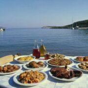 Ελληνικά νησιά & καλοκαιρινοί μεζέδες!