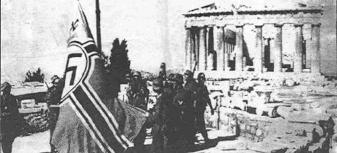 Κατοχή της Ελλάδας