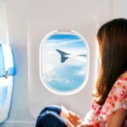 Πρώτη φορά ταξίδι με αεροπλάνο