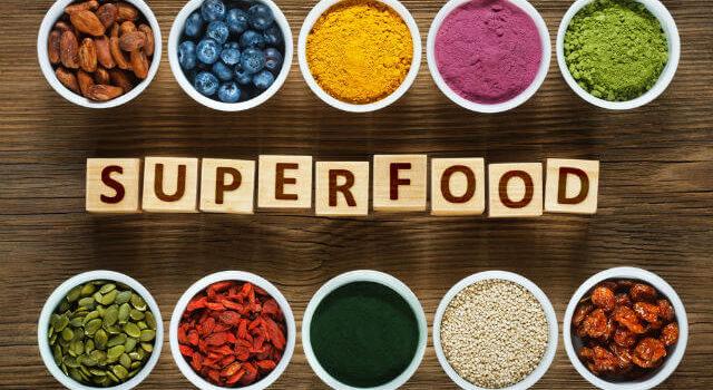 Υπερτροφές: το μέλλον της υγιεινής διατροφής!