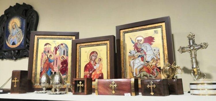 Οι εκκλησιαστικές εικόνες στο σπίτι μας
