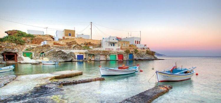Μεγάλες αλλαγές στο τοπίο στους νησιώτικους προορισμούςτου Αιγαίου
