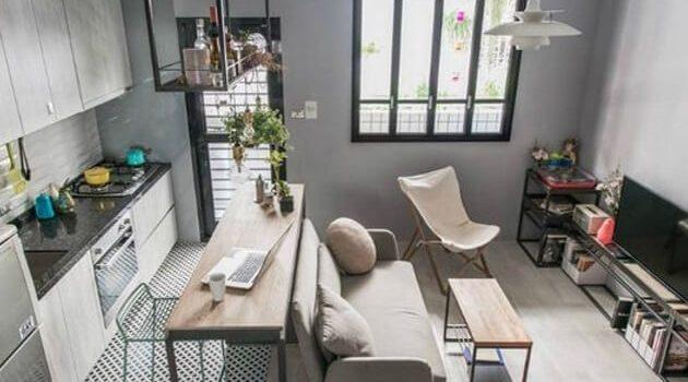 Μερικές πολύτιμες ιδέες για εσένα που έχεις μικρό σπίτι