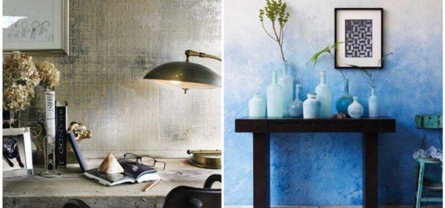 Βάφετε το σπίτι σας; Δείτε αυτές τις έξυπνες και απλές τεχνοτροπίες